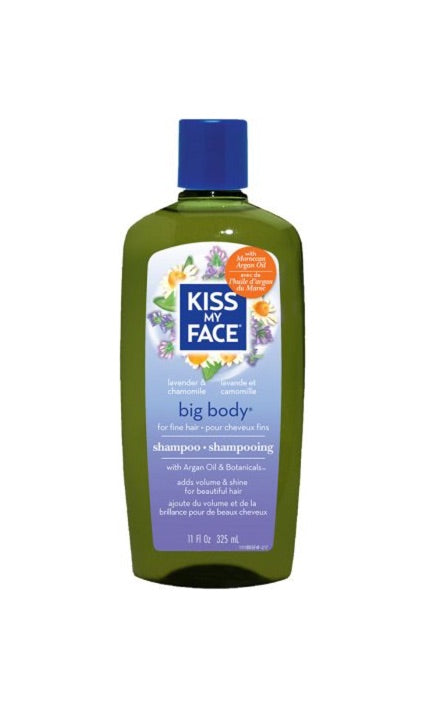 Big Body Shampoo - Kiss My Face