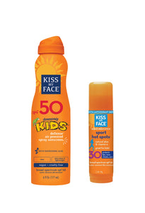 Kids Defense & Hot Spots Bundle - Kiss My Face