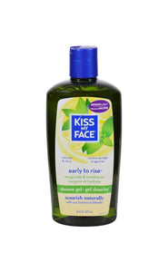 Early To Rise Shower Gel - Kiss My Face
