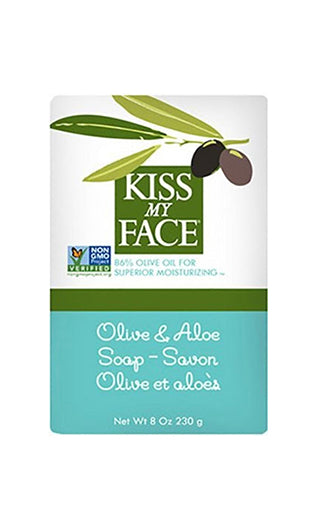 Olive & Aloe Bar Soap