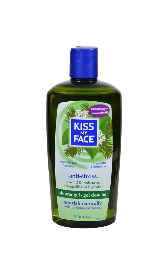 Anti-Stress Shower Gel - Kiss My Face
