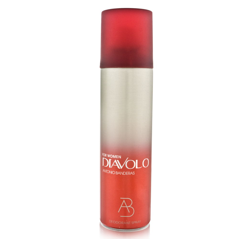 Diavolo Deodorant Spray by Antonio Banderas for Women