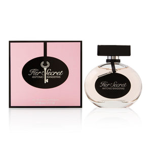 Her Secret EDT by Antonio Banderas for Women