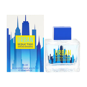 Urban Seduction Blue EDT by Antonio Banderas for Men