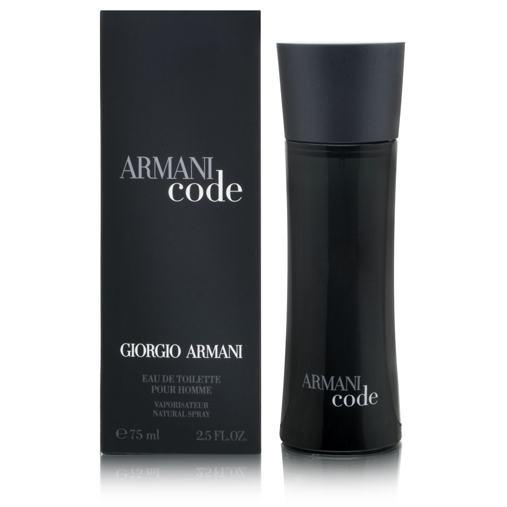 Armani Code EDT by Giorgio Armani for Men