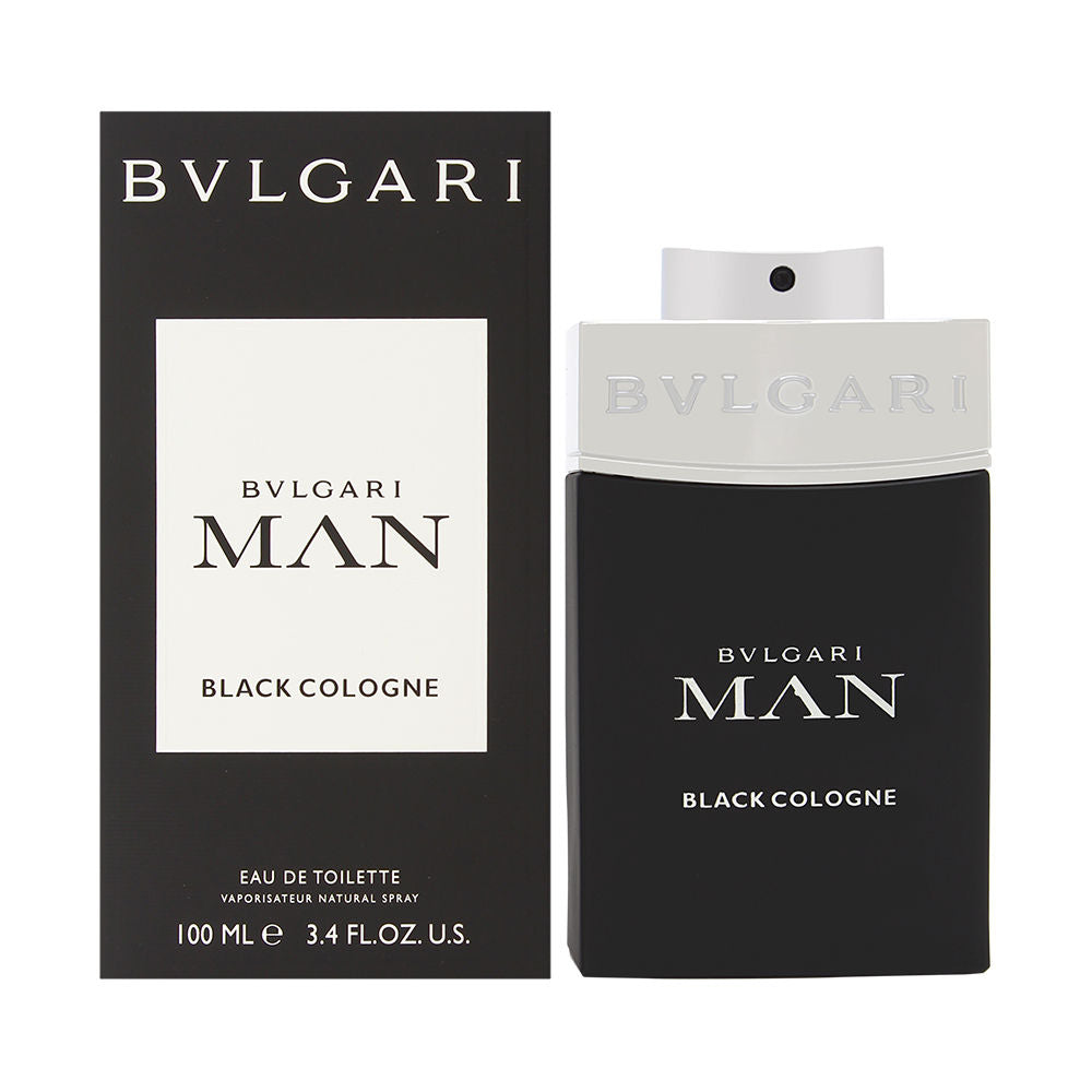 Bvlgari Man Black Cologne EDT by Bvlgari for Men