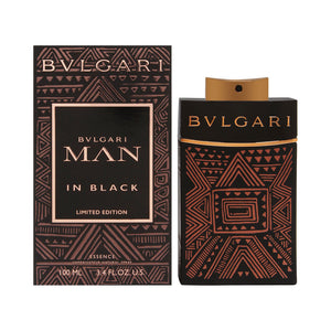 Bvlgari Man In Black Essence Limited Edition by Bvlgari for Men