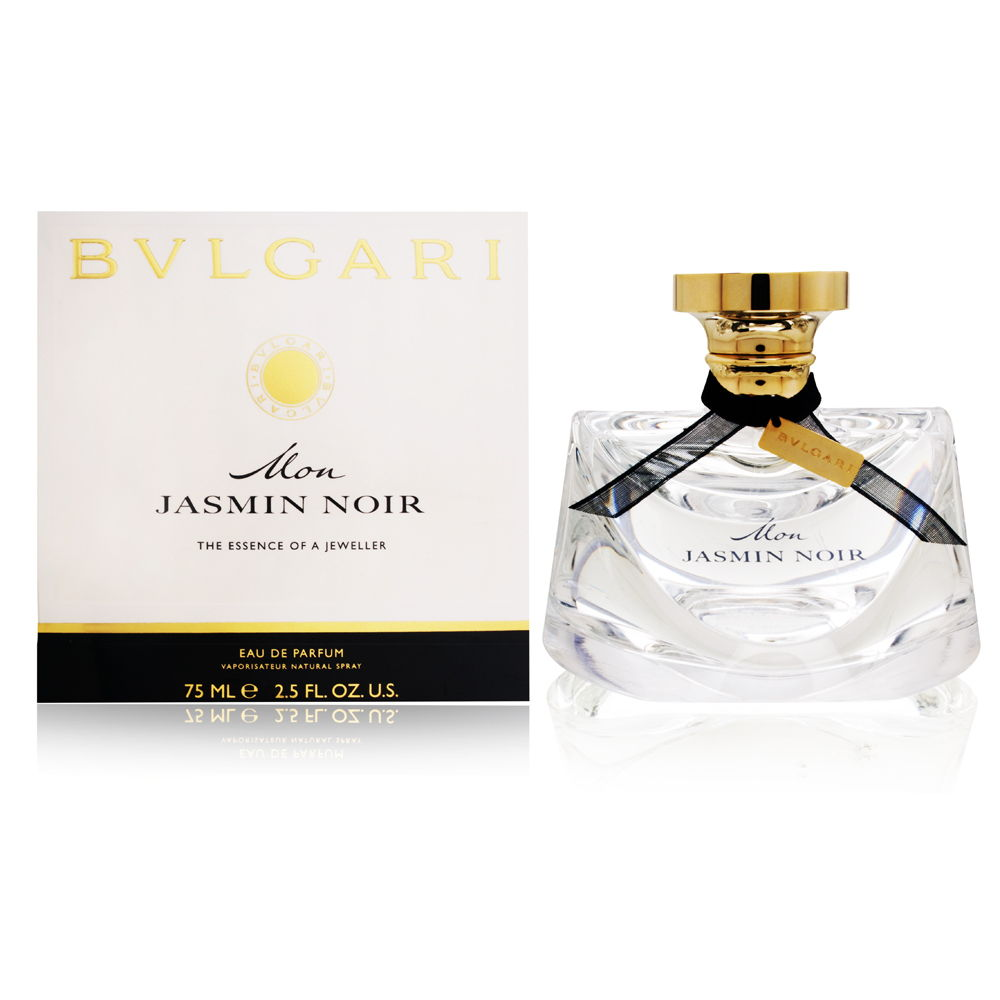 Bvlgari Mon Jasmin Noir The Essence of a Jeweler by Bvlgari for Women