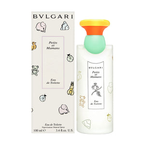 Bvlgari Petits et Mamans EDT by Bvlgari for Babies