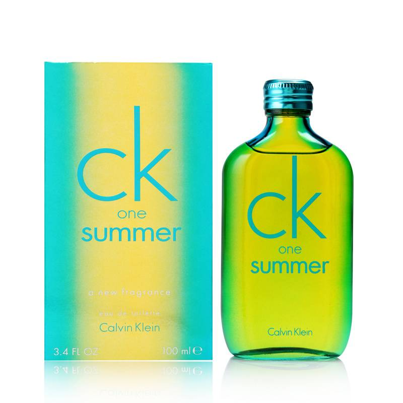 CK One Summer 2014 Limited Edition by Calvin Klein for Men and Women