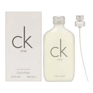 CK One by Calvin Klein for Men and Women