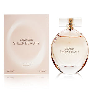 Calvin Klein Sheer Beauty by Calvin Klein for Women
