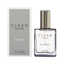 Load image into Gallery viewer, Clean for Men Classic EDT by Clean for Men