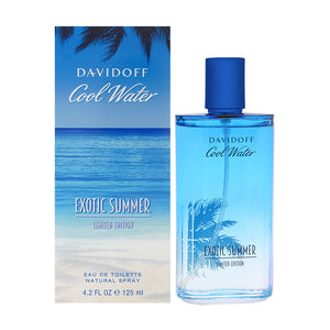 Cool Water Exotic Summer Limited Edition by Davidoff for Men