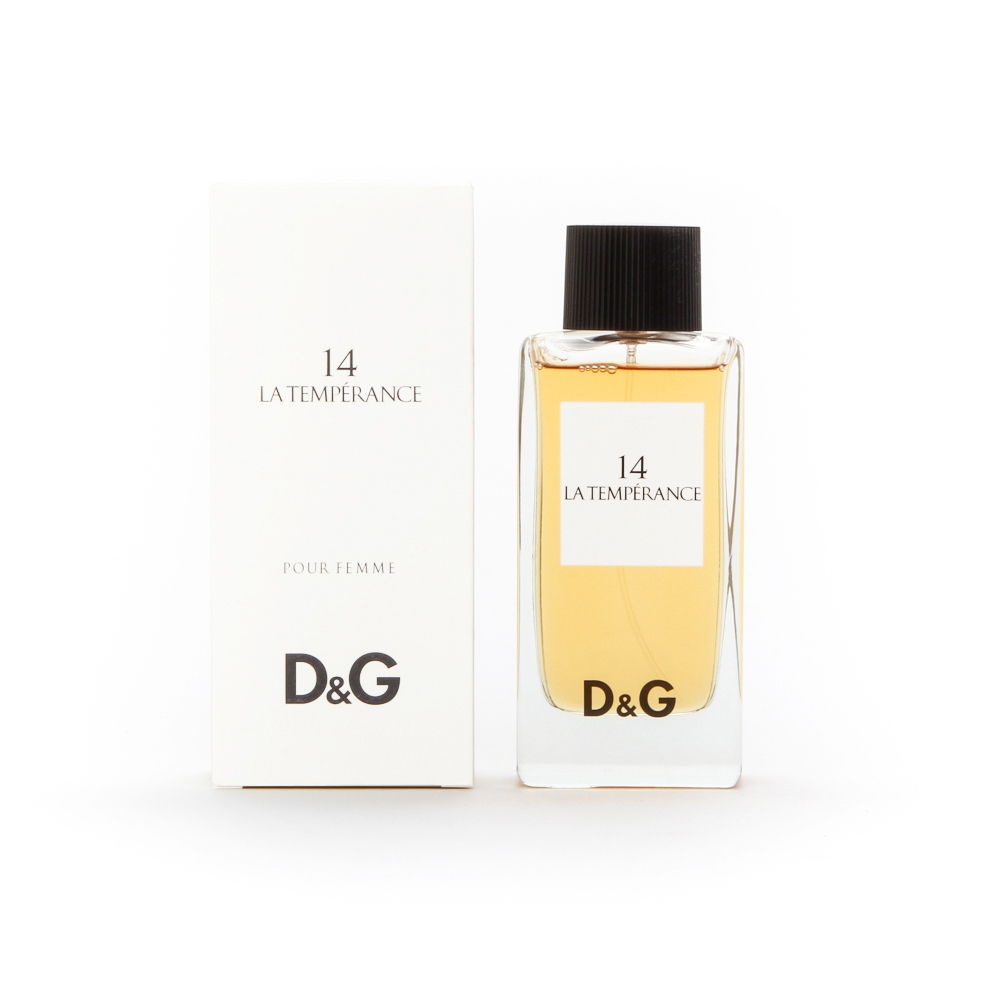 14 La Temperance by Dolce & Gabbana for Women