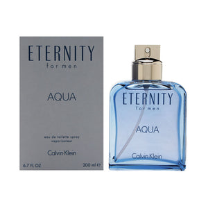 Eternity Aqua by Calvin Klein for Men EDT Spray