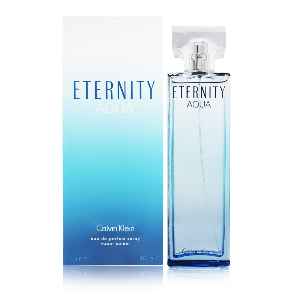 Eternity Aqua by Calvin Klein for Women