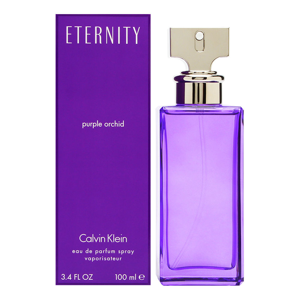 Eternity Purple Orchid by Calvin Klein for Women EDP Spray