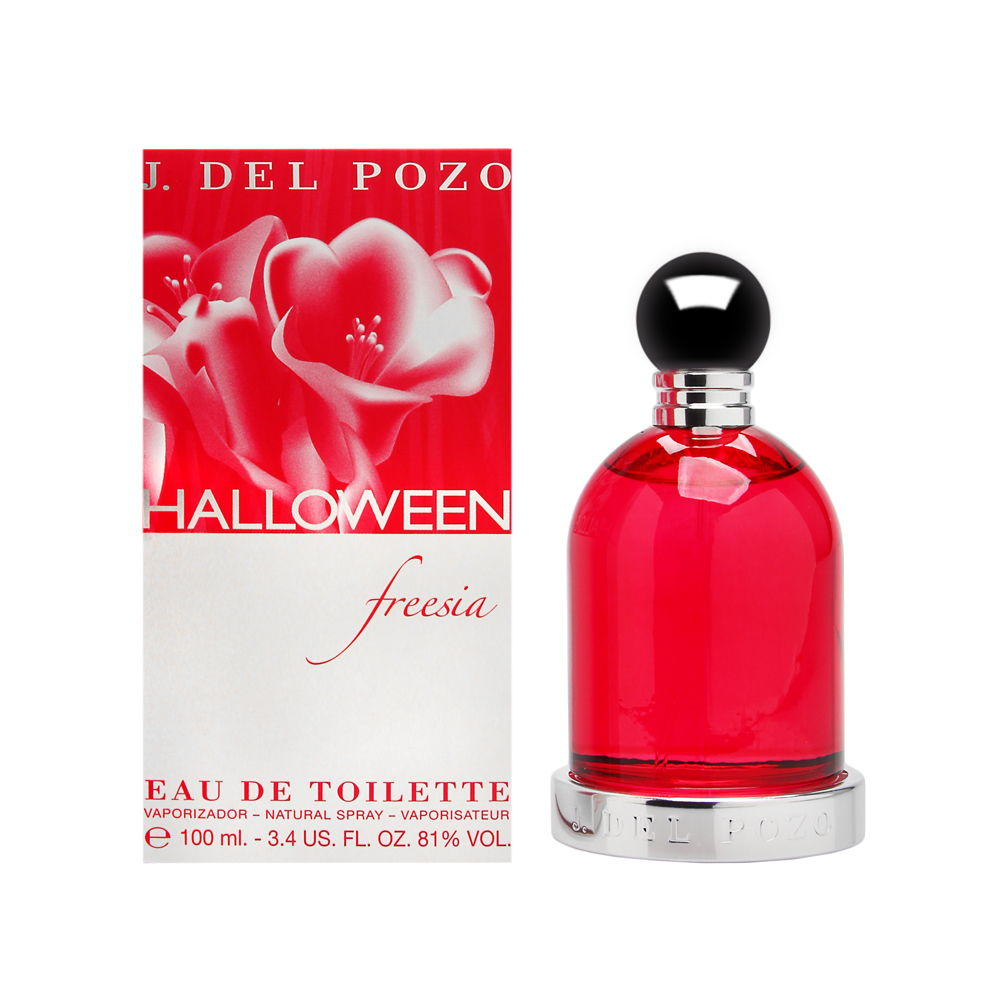 Halloween Freesia by J. Del Pozo for Women