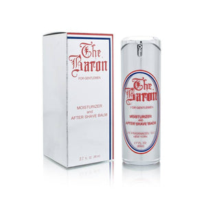 The Baron Cologne Moisturizer and After Shave Balm for Men