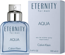 Load image into Gallery viewer, Eternity Aqua by Calvin Klein for Men EDT Spray