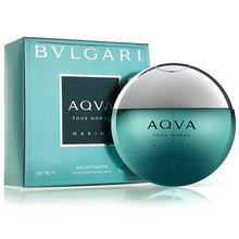 Load image into Gallery viewer, Bvlgari AQVA Marine Pour Homme EDT by Bvlgari for Men