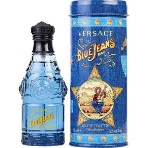 Versace Blue Jeans by Versace for Men