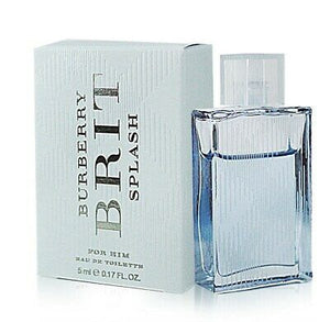 Burberry Brit Splash Miniature Collectible by Burberry for Men