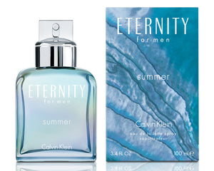 Eternity Summer 2013 Limited Edition by Calvin Klein for Men