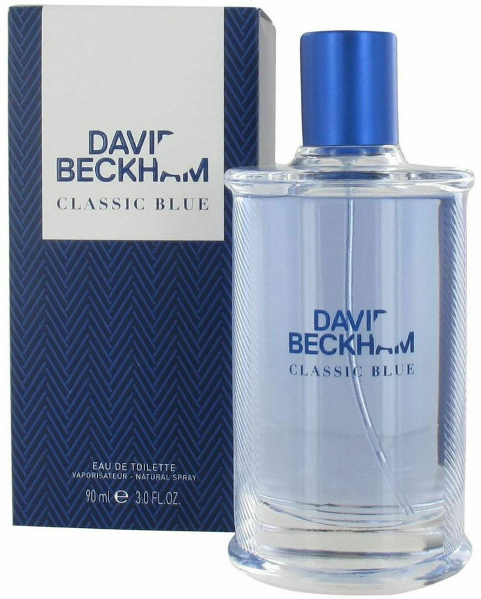 David Beckham Classic Blue by David Beckham for Men