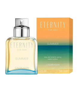Eternity Summer by Calvin Klein for Men