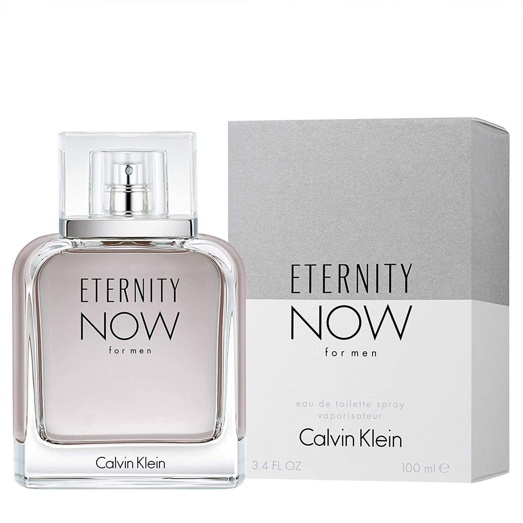 Eternity Now by Calvin Klein for Men EDT Spray