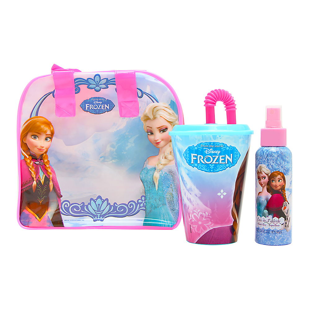 Frozen Gift Set by Disney for Girls
