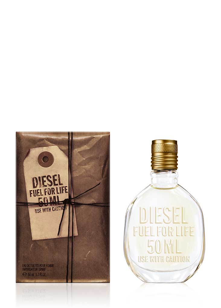 Diesel Fuel for Life by Diesel for Men