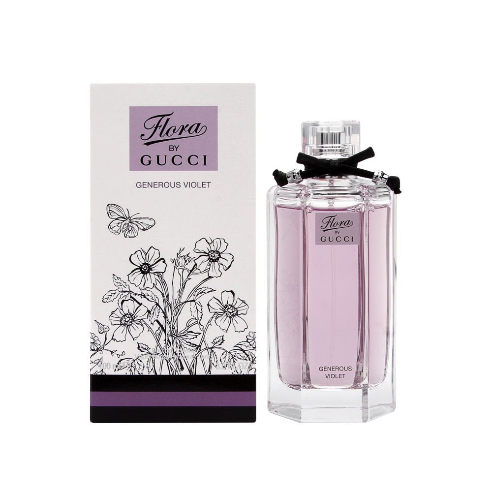 Flora Generous Violet by Gucci for Women