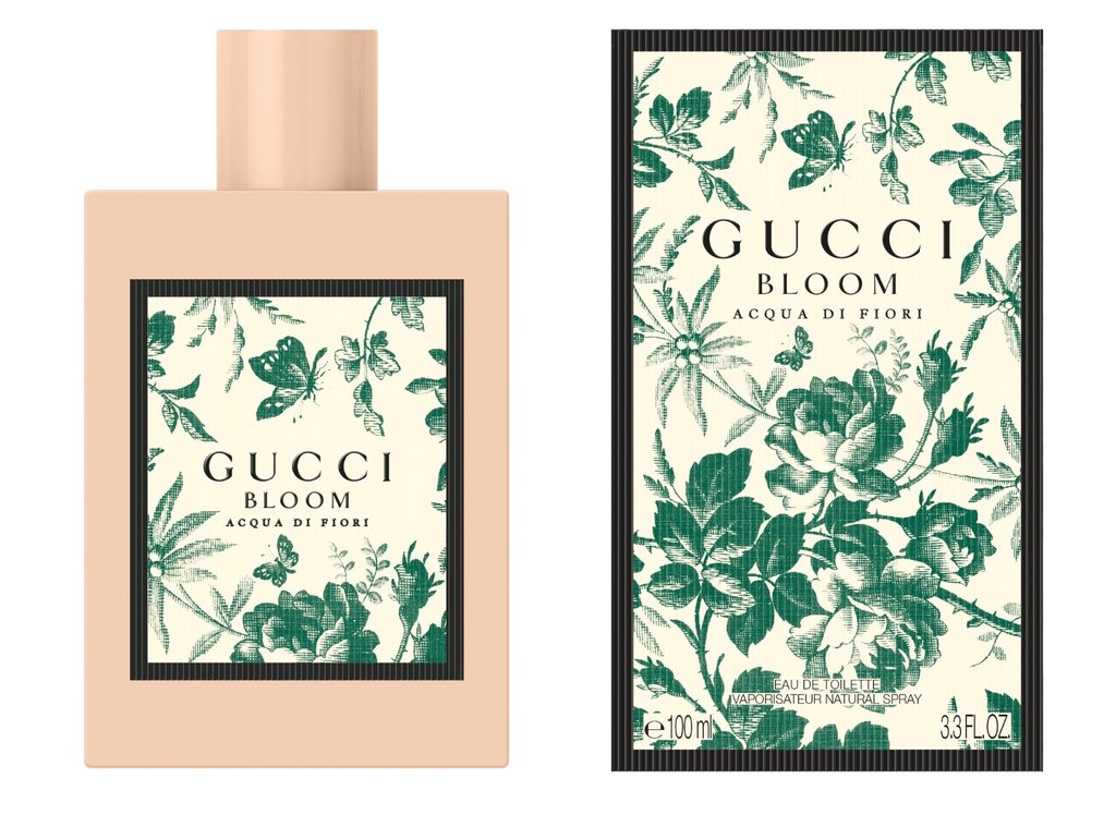 Gucci Bloom Acqua Di Fiori by Gucci for Women