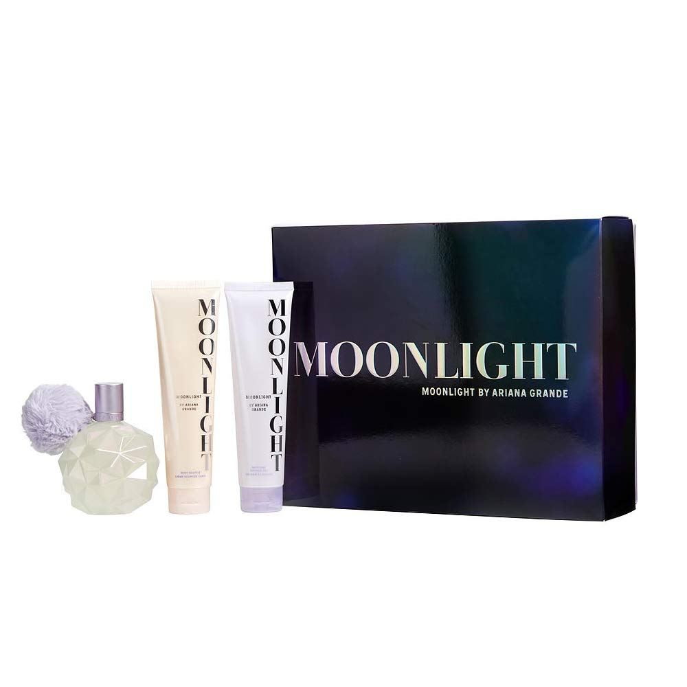 Moonlight 3 Piece Gift Set by Ariana Grande for Women