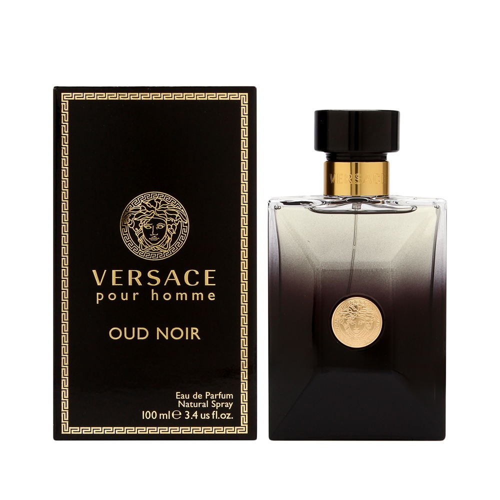 Versace Pour Homme Oud Noir by Versace for Men
