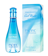 Load image into Gallery viewer, Cool Water Pacific Summer Edition by Davidoff for Women