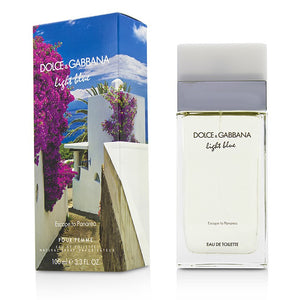 Light Blue Escape to Panarea by Dolce & Gabbana for Women