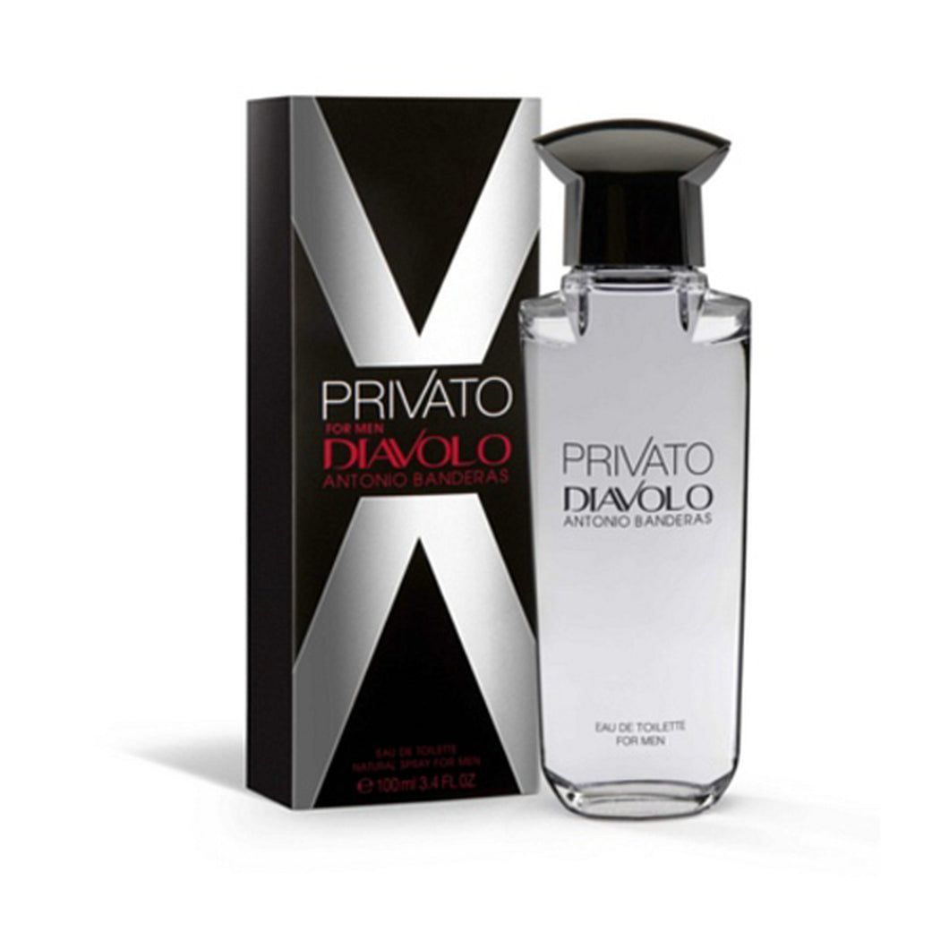 Privato Diavolo by Antonio Banderas for Men