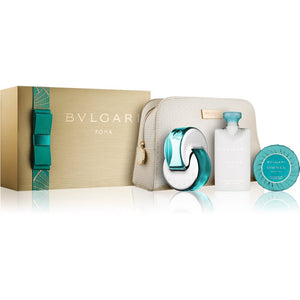 Bvlgari Omnia Paraiba 4 Piece Gift Set by Bvlgari for Women