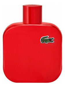 Lacoste Eau De Lacoste L.12.12 Rouge Energetic by Lacoste for Men