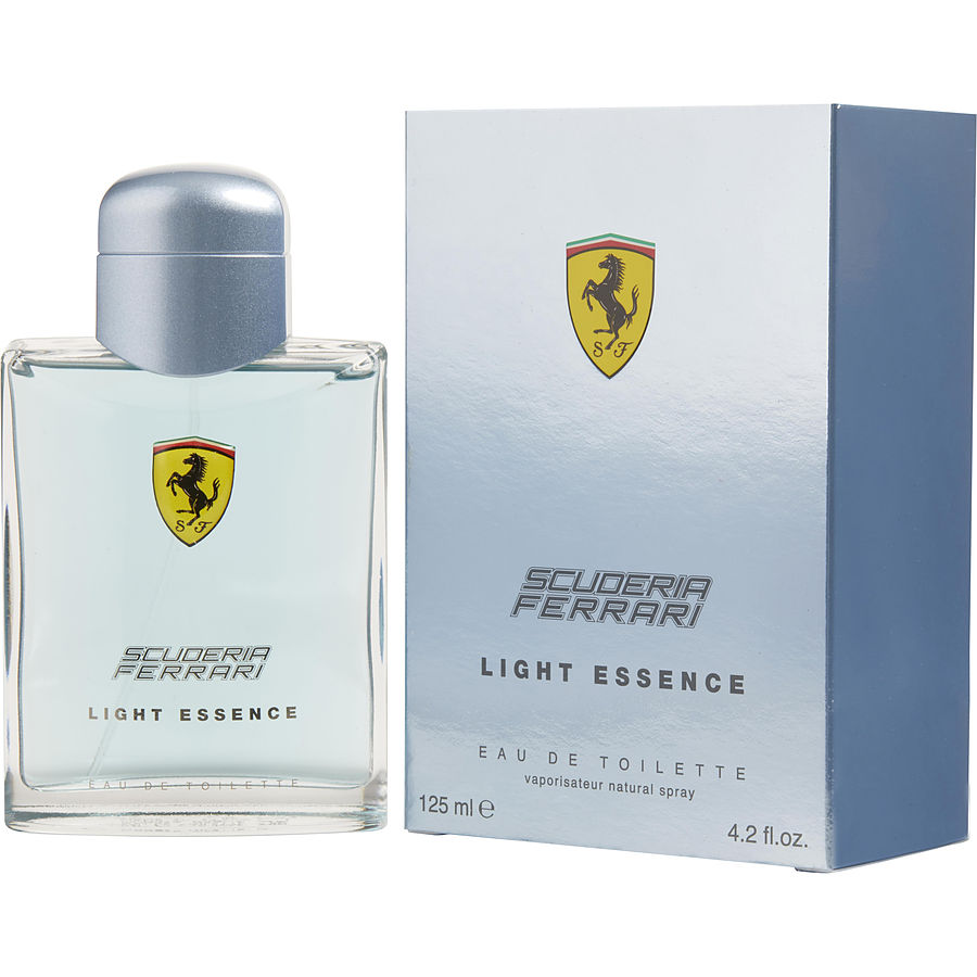 Scuderia Ferrari Light Essence by Ferrari for Men