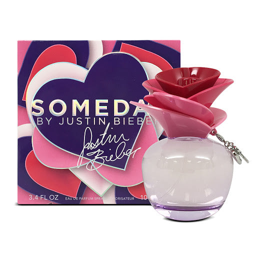 Justin Bieber Someday by Justin Bieber for Women