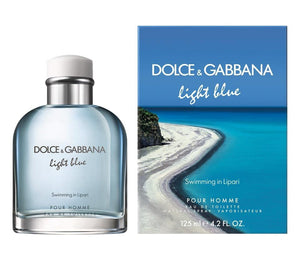 Light Blue Swimming in Lipari by Dolce & Gabbana for Men