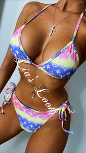 Pastel Detailed Bikini