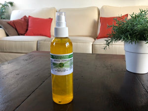 Parfum d'ambiance - Orange et cannelle - Spray de 200 ml