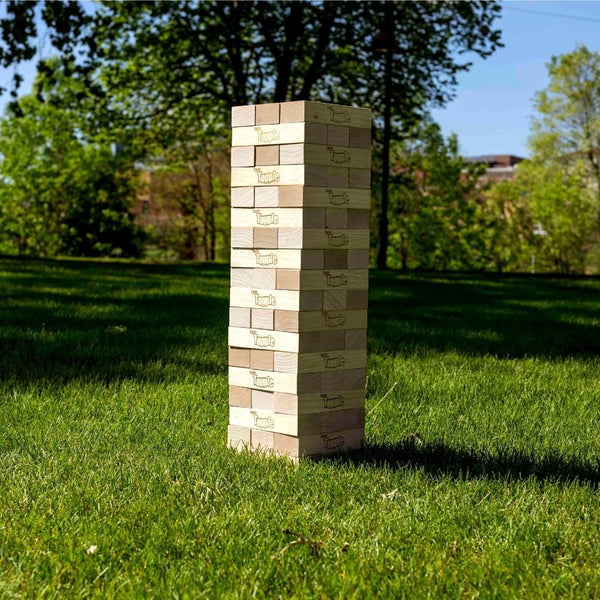 How To Make Jenga Blocks Slippery
