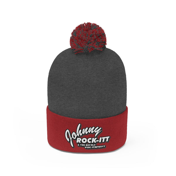 Johnny Rock-itt - Pom Pom Beanie
